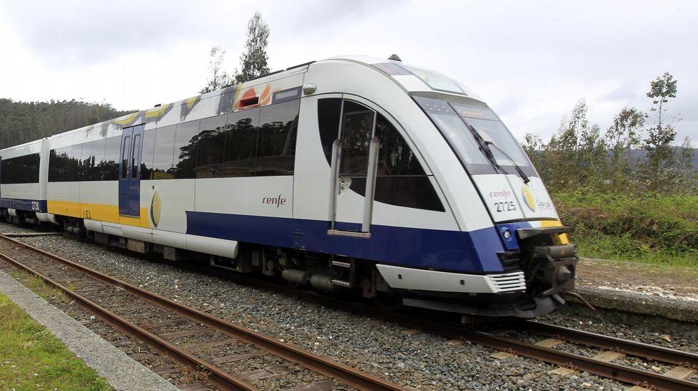 Tensión en el debate sobre el tren del Nalón