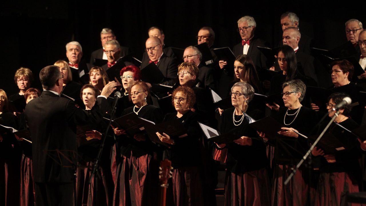 Acto de clausura de la edición del 2017 del Festival do Viño da Ribeira Sacra