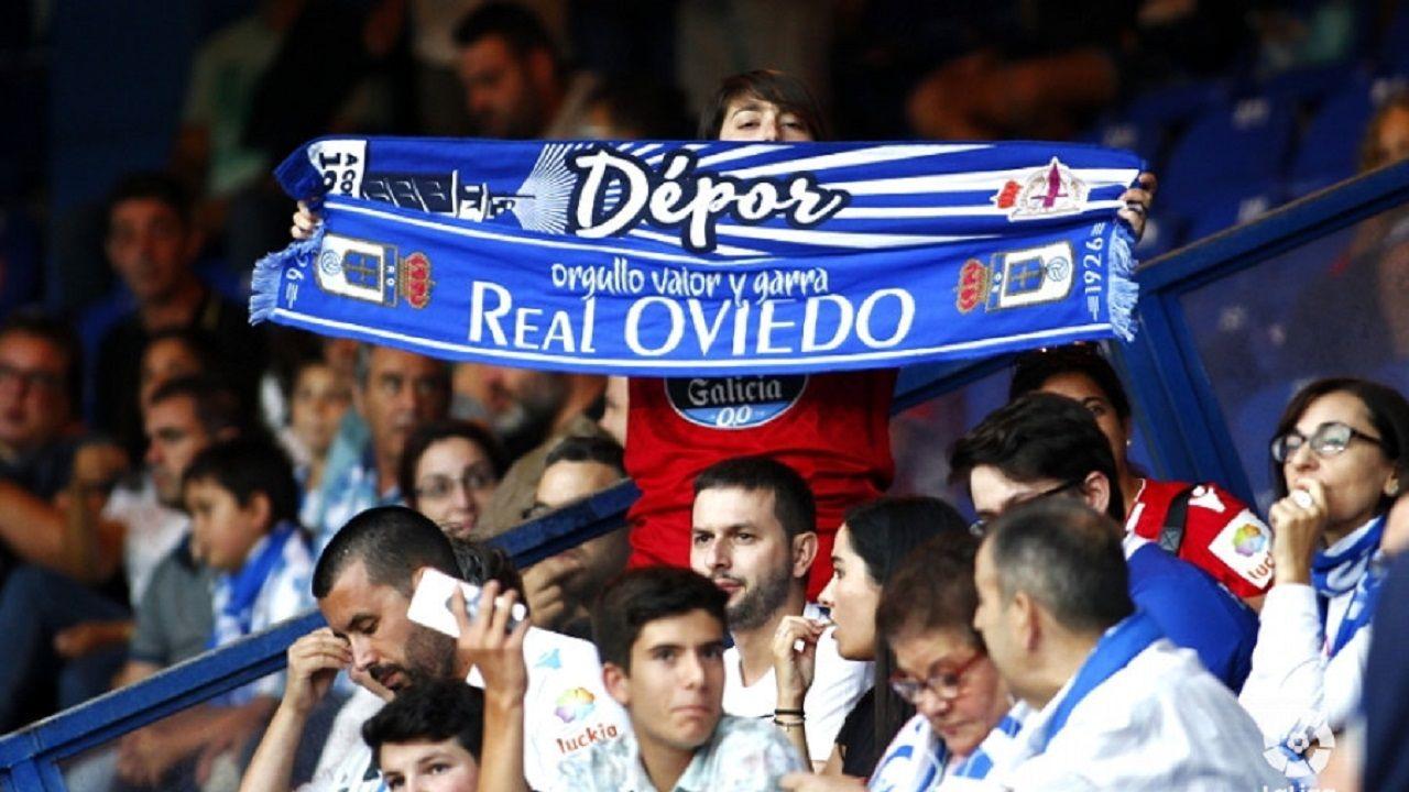 Aficionados del Deportivo