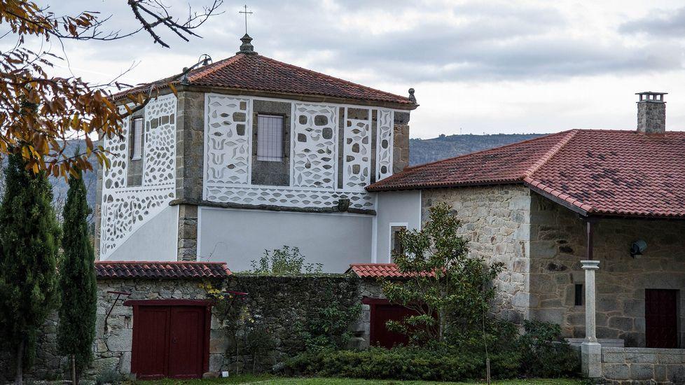 Casa Guitián, un ejemplo destacado de la arquitectura solariega de la zona