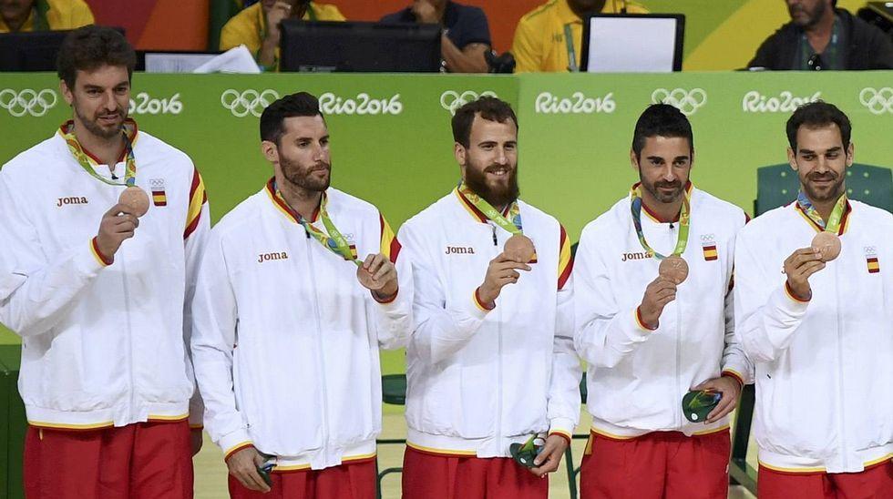 El Australia-España, en fotos.