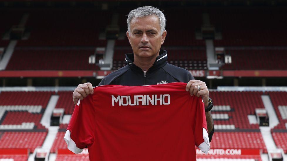 Mourinho: «El United es el club más grande de Inglaterra»