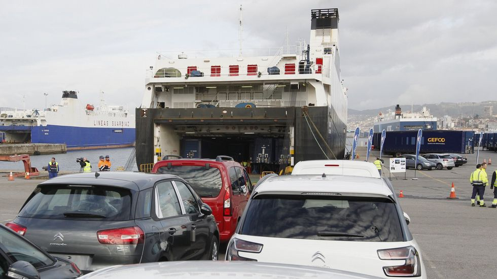 Puesta en marcha de la autopista del mar en el 2015