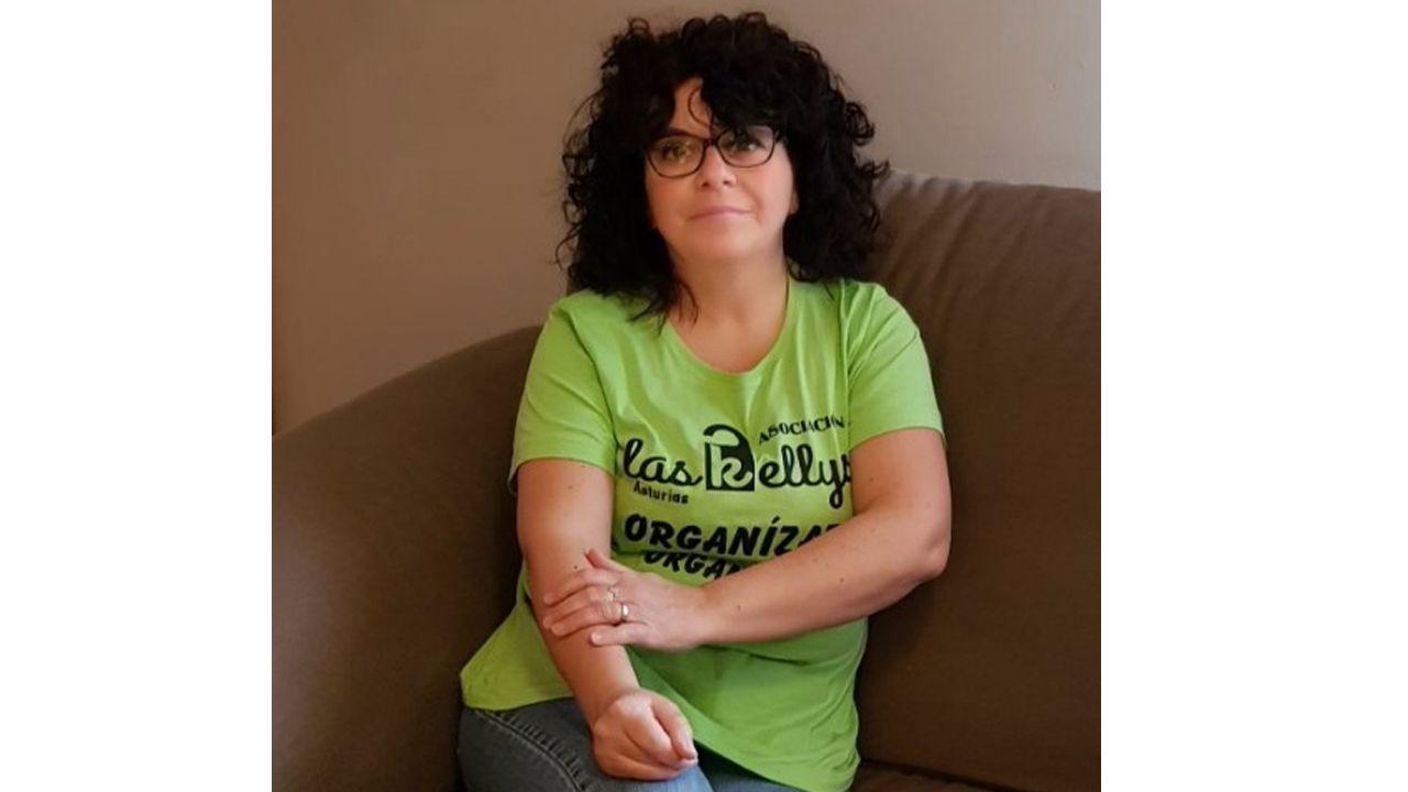 Pilar Cazorla, una de las «kellys» que se reunirá con Mariano Rajoy el próximo 5 de abril