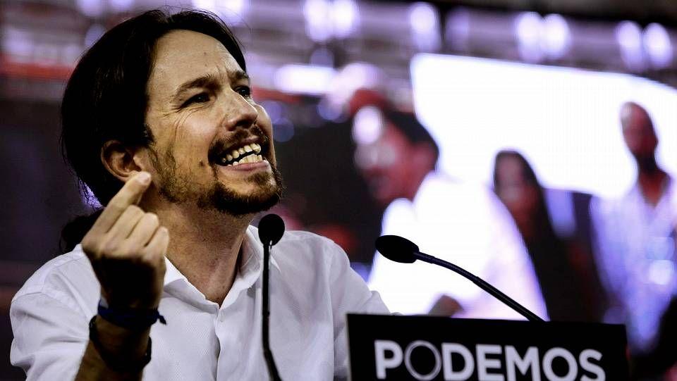 Jornada crucial para Podemos