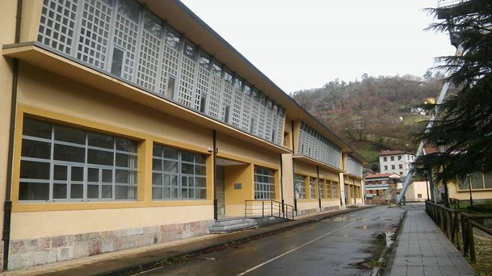 Boicot sindical a la visita guiada al Pozo Sotón.Anibal Vázquez