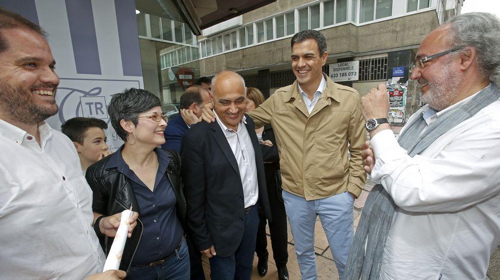 Ramón Argüelles y Alberto Garzón