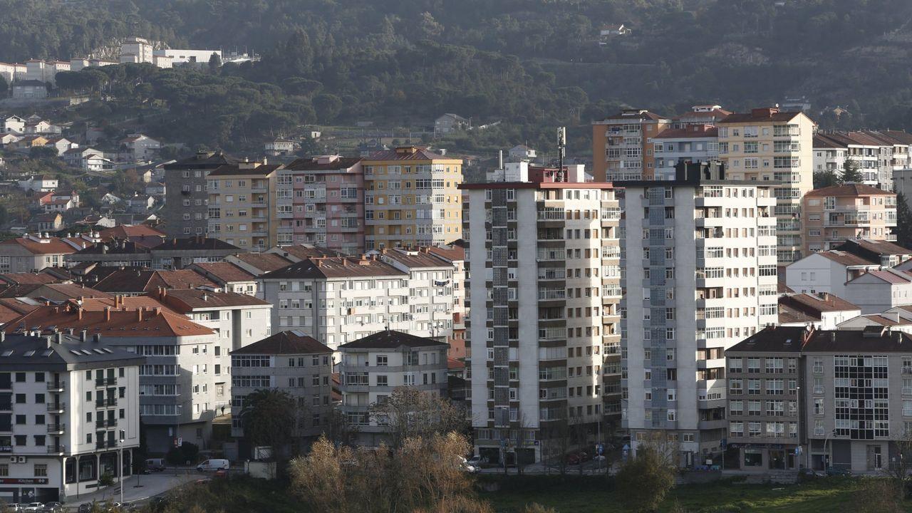 Viviendas vacías en Langreo