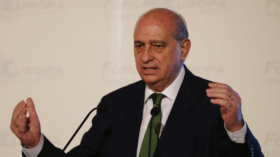 Fernández Díaz y la «kale borroka» en Barcelona.Arnaldo Otegi