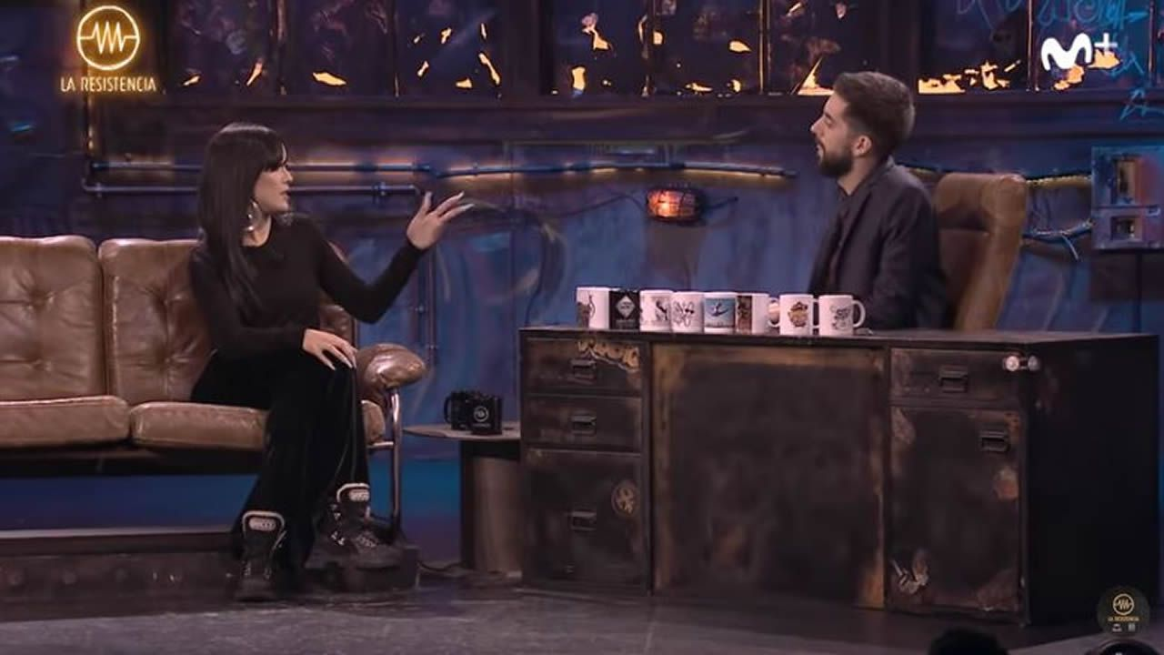 Entrevista a La Zowi en «La Resistencia»