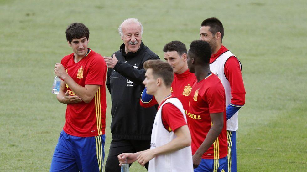La selección ultima detalles de cara al último ensayo previo a la Eurocopa.