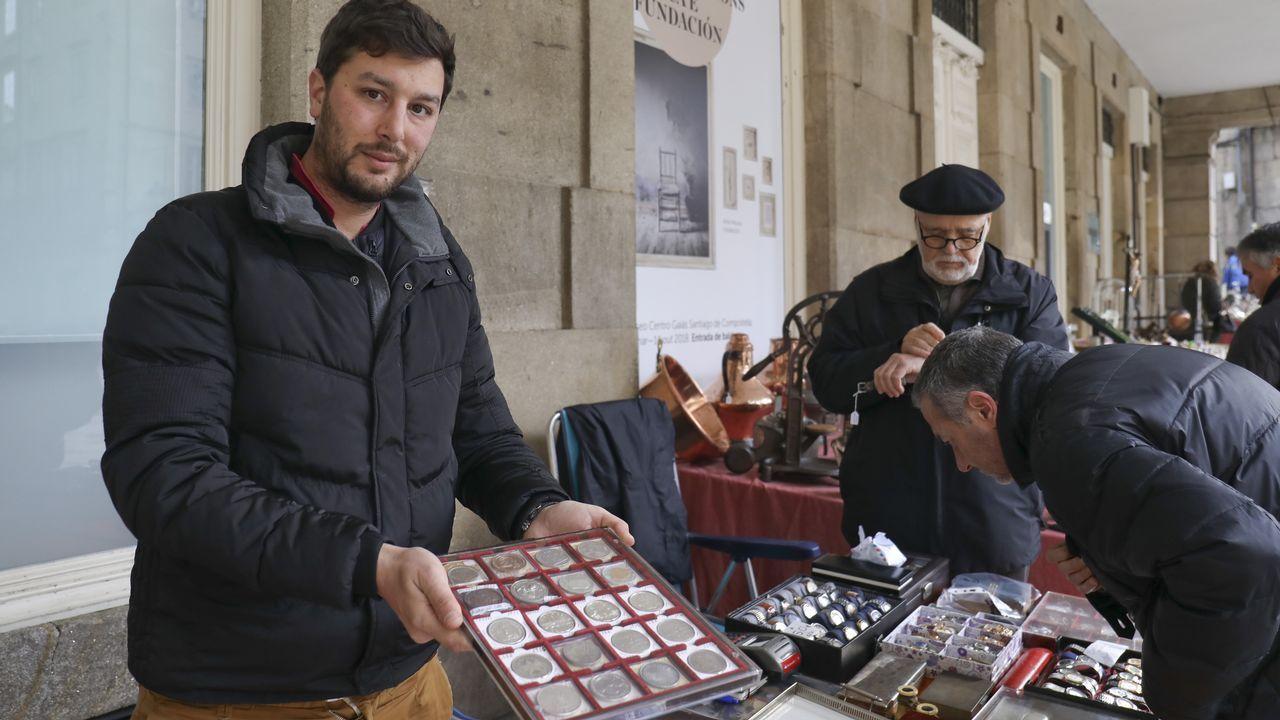 «La conservación marca más el valor de una moneda que su antigüedad».