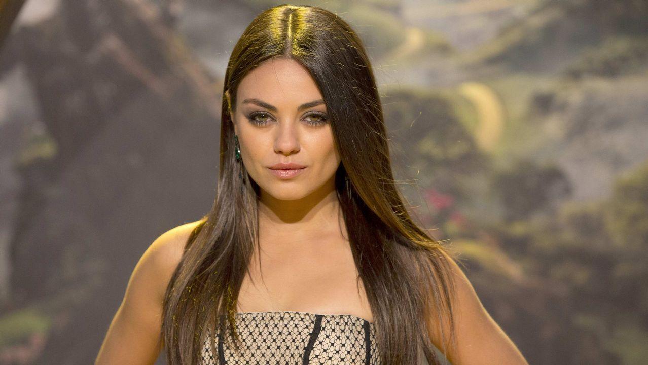Mila Kunis ingreso 13,1 millones de euros
