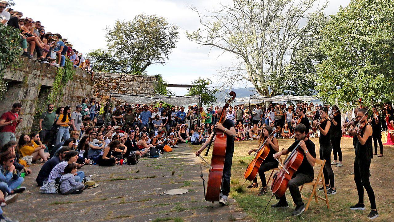 Así arranca el Sinsal, el festival «secreto».