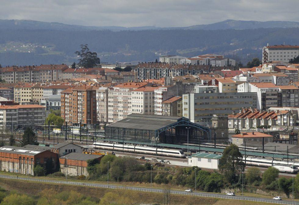 El proyecto de la estación intermodal volverá a estar sobre la mesa del ADIF el jueves próximo.