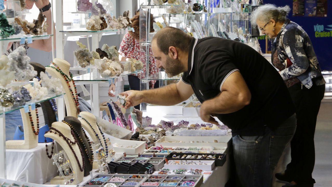 Minervigo ofrece más de 15.000 piezas.Natalio Grueso