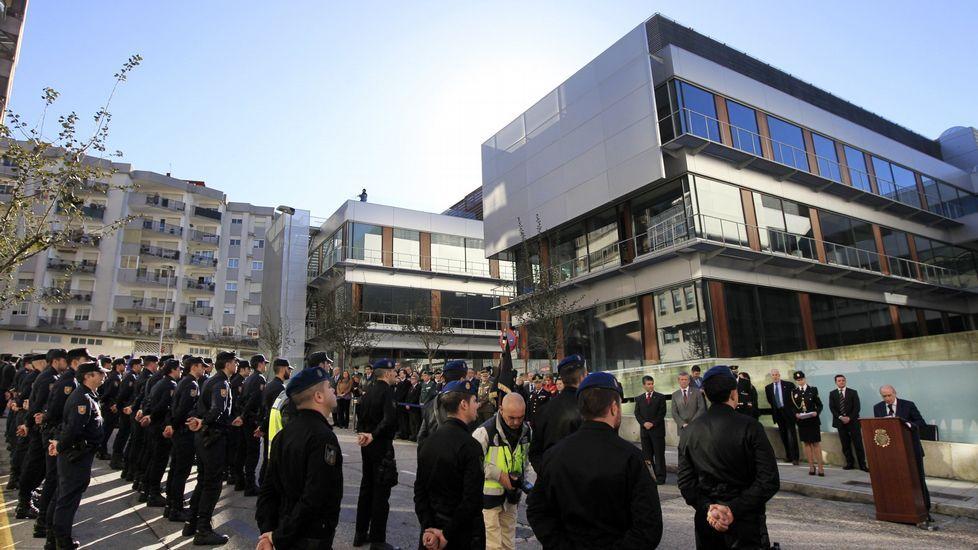 Protesta de la Policía Nacional.Concentración policías convocados por SUP y ASP