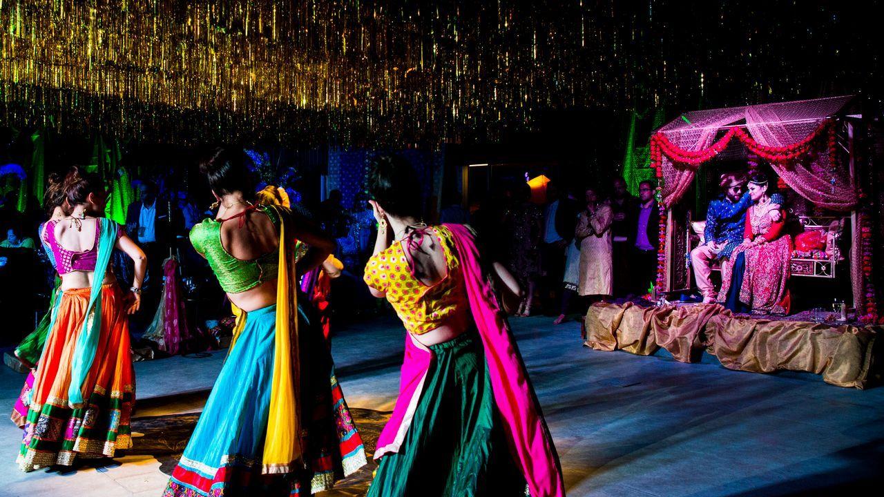 Boda al estilo Bollywood en Galicia.CHRISTINA ROSENVINGE, UNA DE LAS ARTISTAS QUE ACTUARÁ ESTE AÑO EN EL NOROESTE