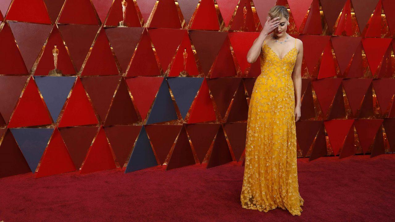 .Greta Gerwig, que podría ser la segunda mujer que logra el Óscar a la mejor dirección
