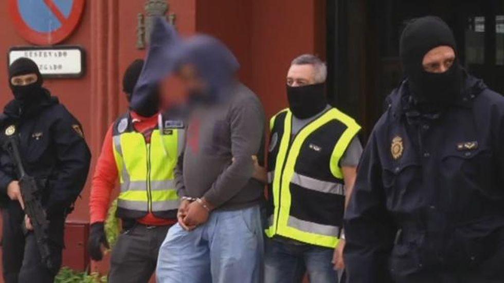 Golpe al terrorismo yihadista en suelo español