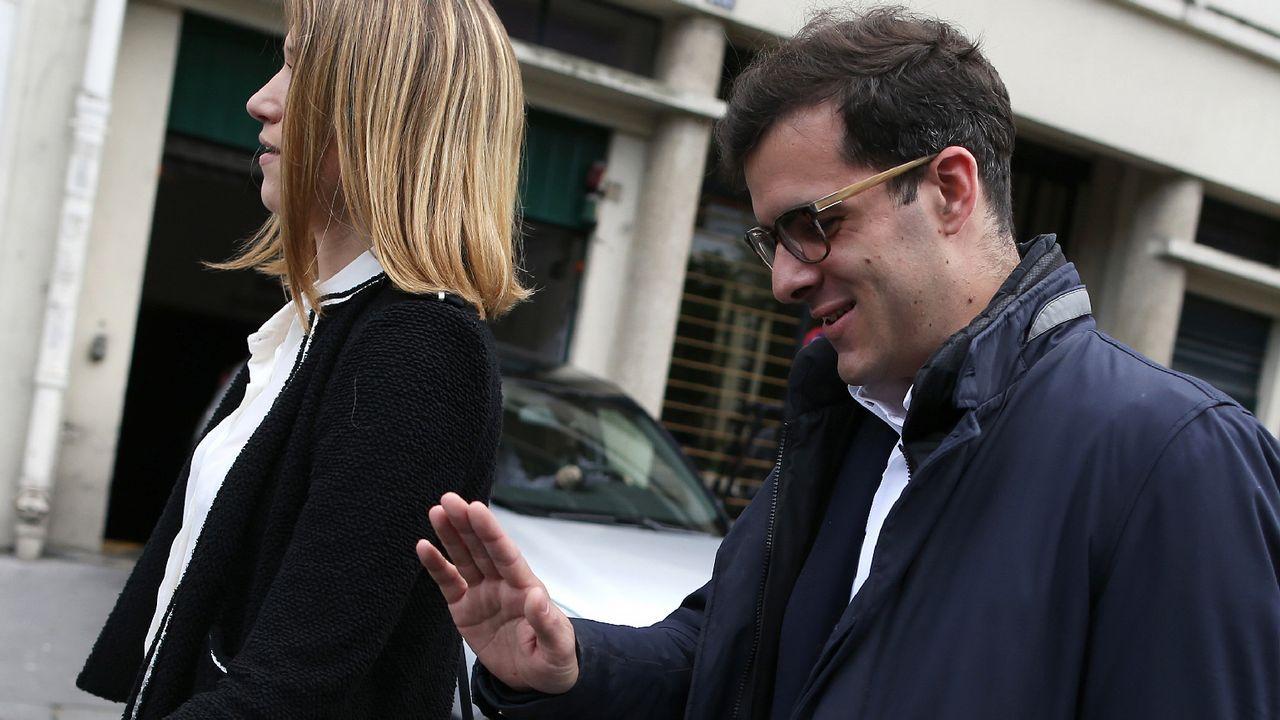 | EFE.Ismaël Emelien, el segundo de los colaboradores más cercanos a Macron en dejar el Elíseo