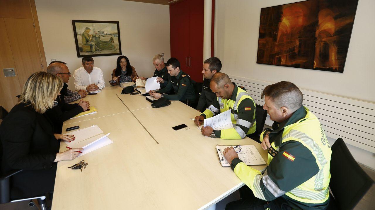 Abre la feria Expomar en Burela