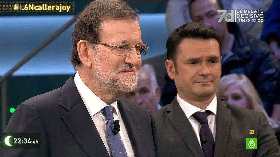 Mario Vaquerizo, a lomos de una yegua en casa de Bertín Osborne.Anne Igartiburu y Ramón García darán las campanadas en La 1 de TVE.