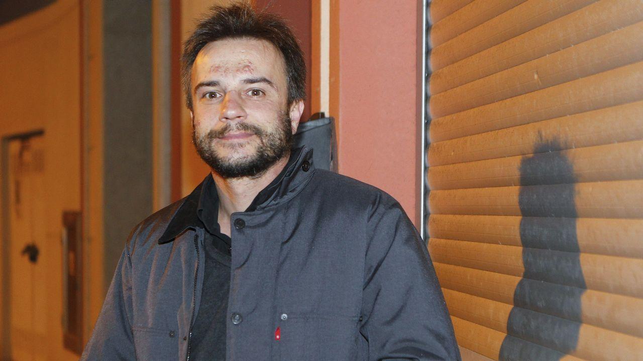José Luis Bastida (Ferrol): «Me gusta decir que 'soy hijo de la Constitución'»