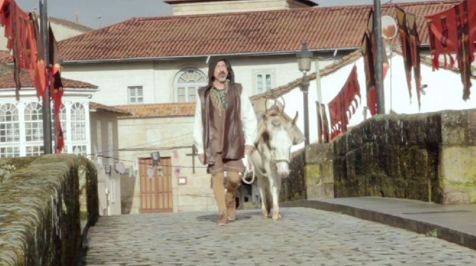 Vídeo anunciador da 17 Feira Medieval de Monforte