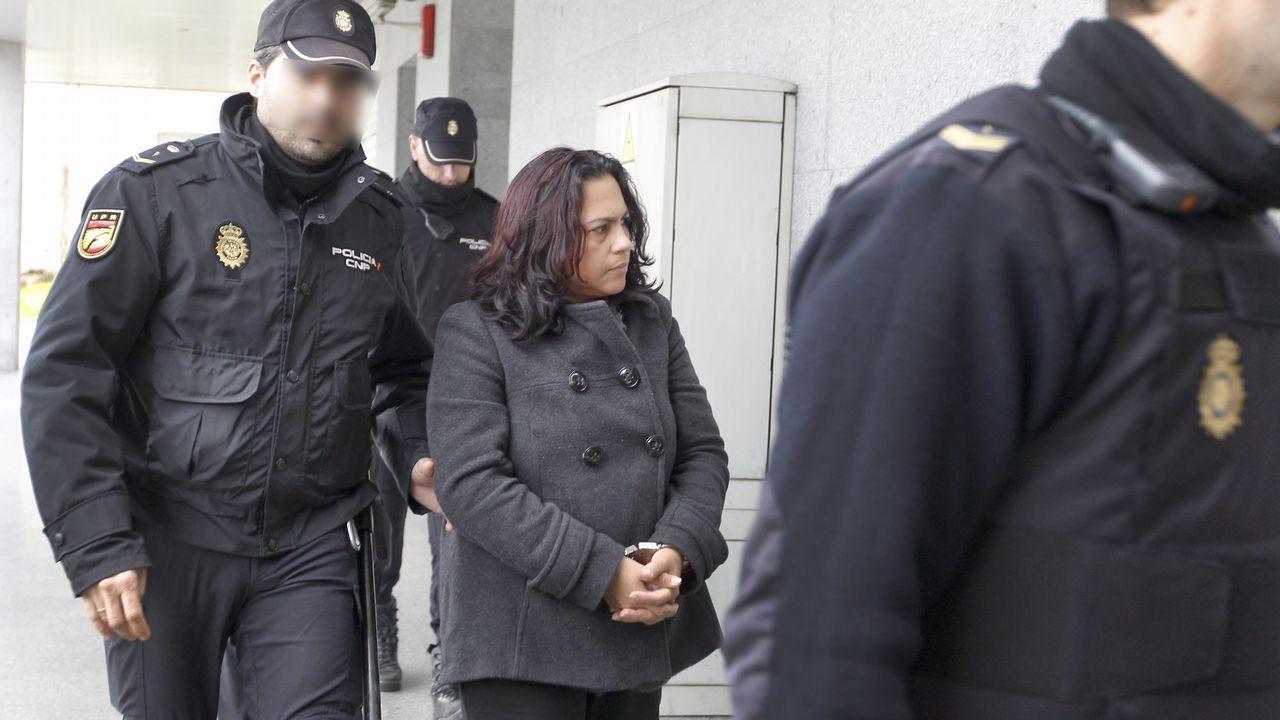 Pasan a disposición los detenidos por el alijo de droga del año.Juan Guaidó, durante su jura como presidente interino de Venezuela