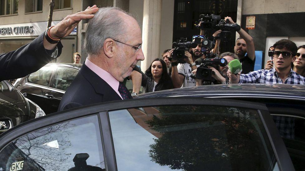 El exinterventor de la Junta de Andalucía Manuel Gómez Martínez a su llegada al Tribunal Supremo