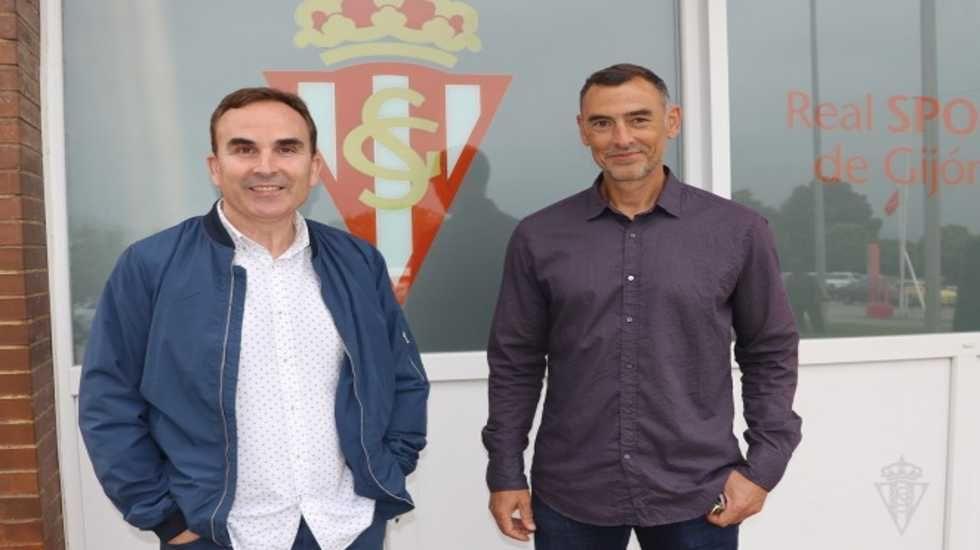 Toño Torrrecilla y Javi López