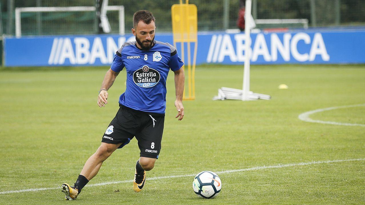 Çolak se recupera para Girona