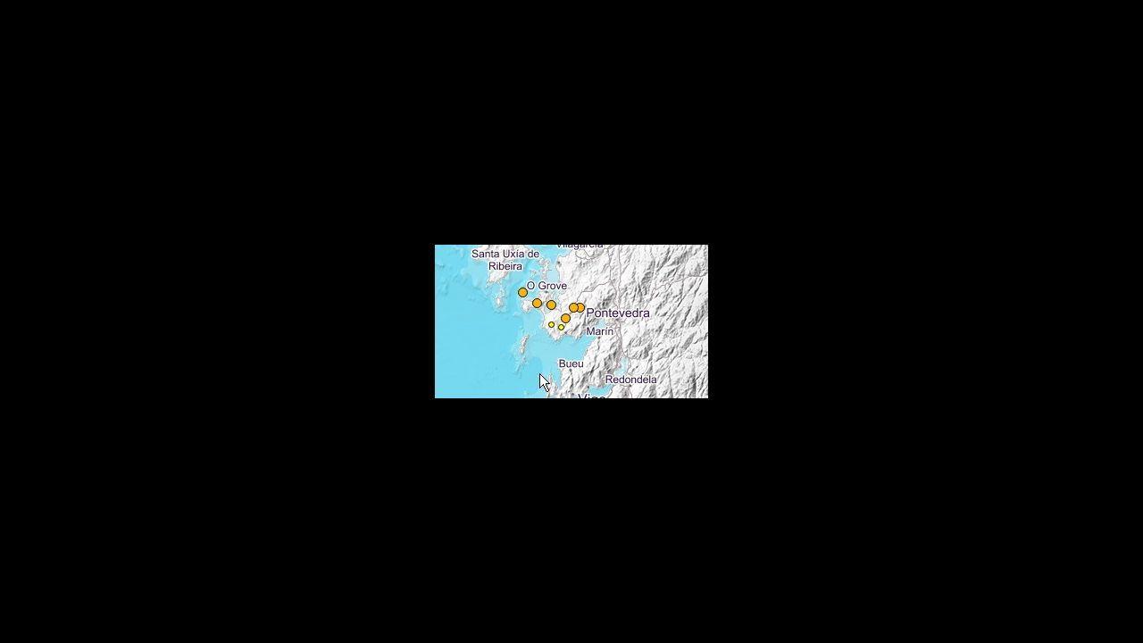 Un seísmo de magnitud 7,5 provoca un tsunami en la isla de Célebes, en el norte de Indonesia.Efectos del último terremoto en Indonesia