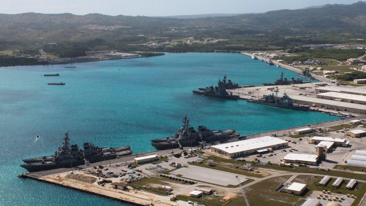 .Base naval de Apra