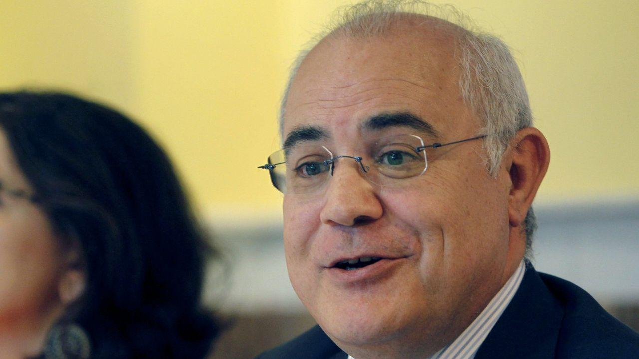 La Comisión Europea aprueba el fin del cambio de hora.Alberto Paz, portavoz de Long Hope