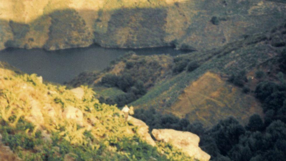 La ribera de Doade hace medio siglo