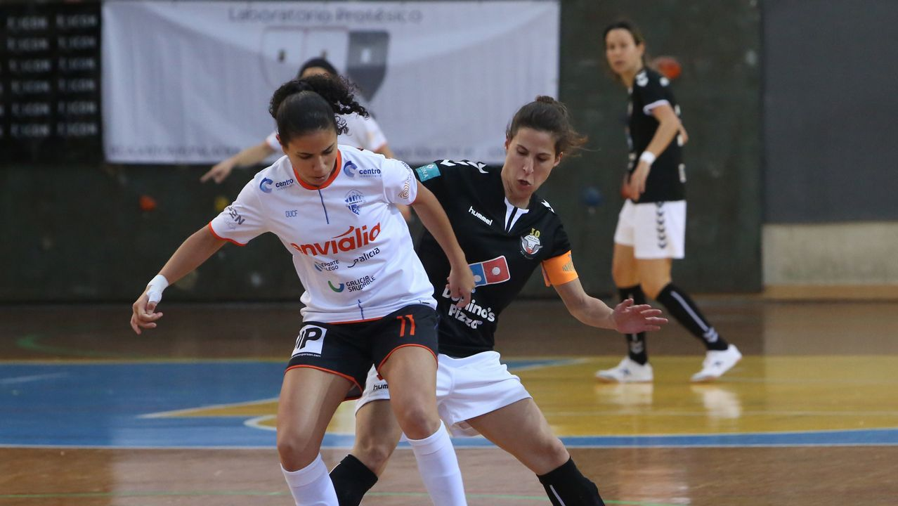 Fútbol Sala Burela- Noia