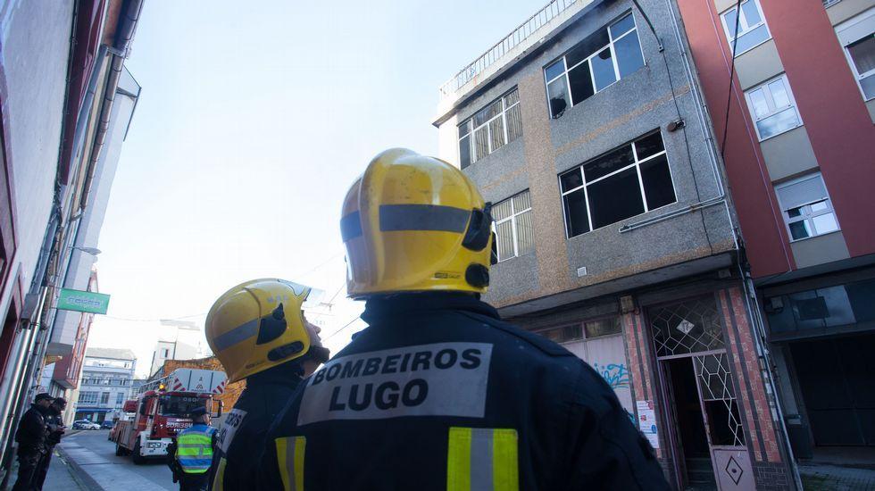 Otra vez problemas en el 17 de Río Neira