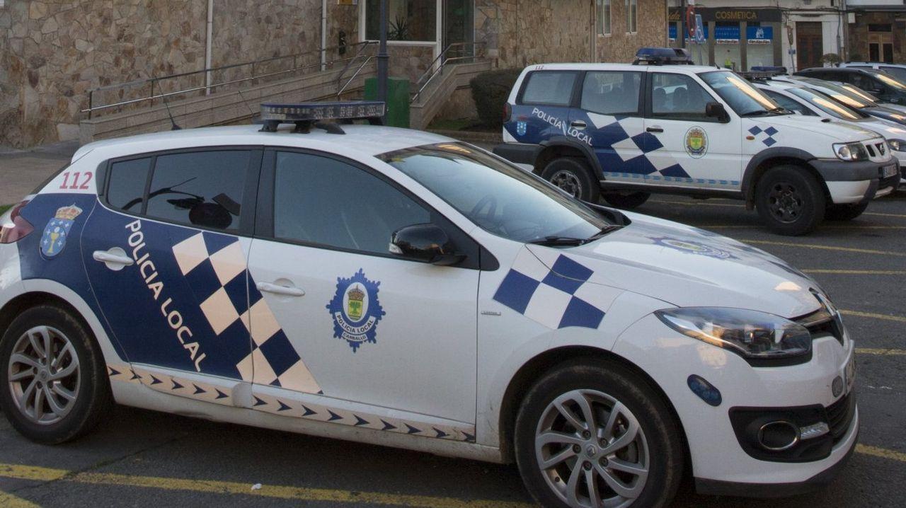 Muere atropellado al auxiliar en un accidente en La Coruña