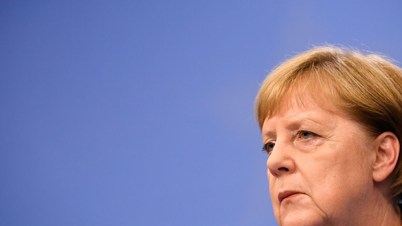 Angela Merkel está dispuesta a ceder la presidencia de la Comisión Europea si obtiene el control del BCE