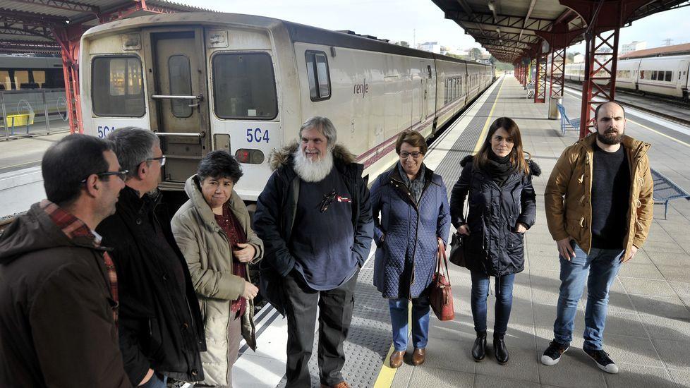 Ana Muller:mosaico de Asturias en años de tránsito.Unidad de FEVE