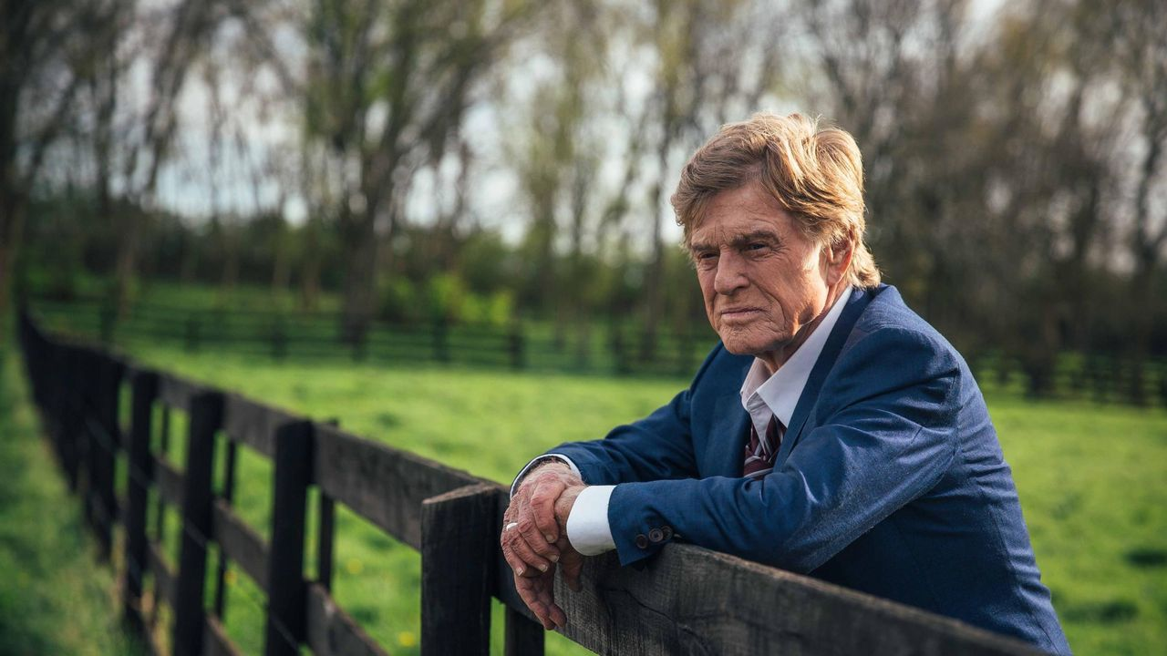 Robert Redford se despide de las pantallas como actor con «The Old Man and the Gun»