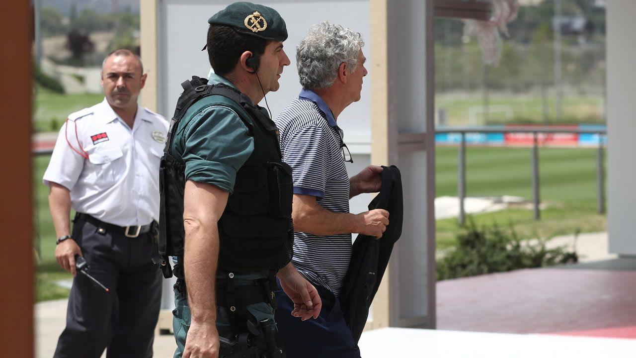 La «Operación Soule» conmociona al fútbol español