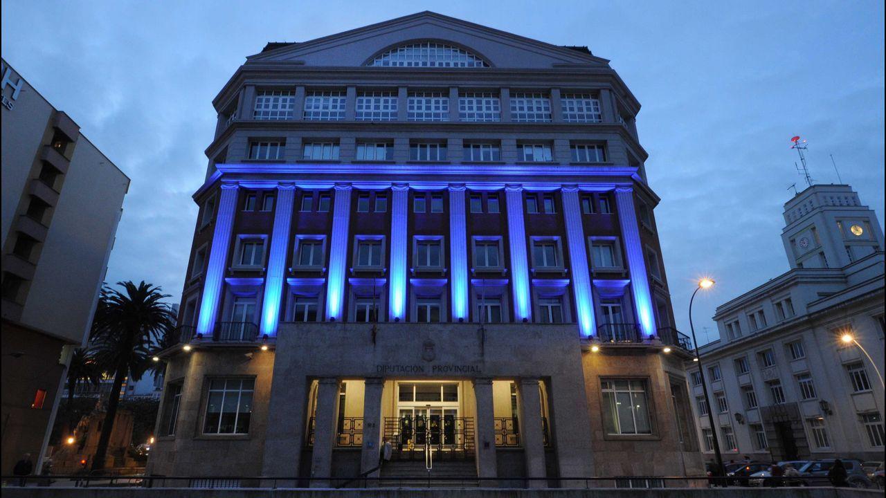 Edificio de la Deputación da Coruña