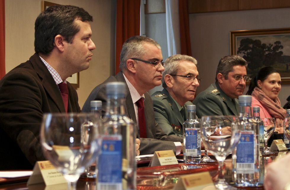 Los alcaldes del Consorcio solicitaron la reunión con el delegado el pasado jueves.