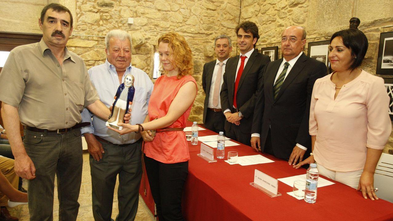 Os sete finalistas do concurso de teatro lido Xosé Manuel Eirís