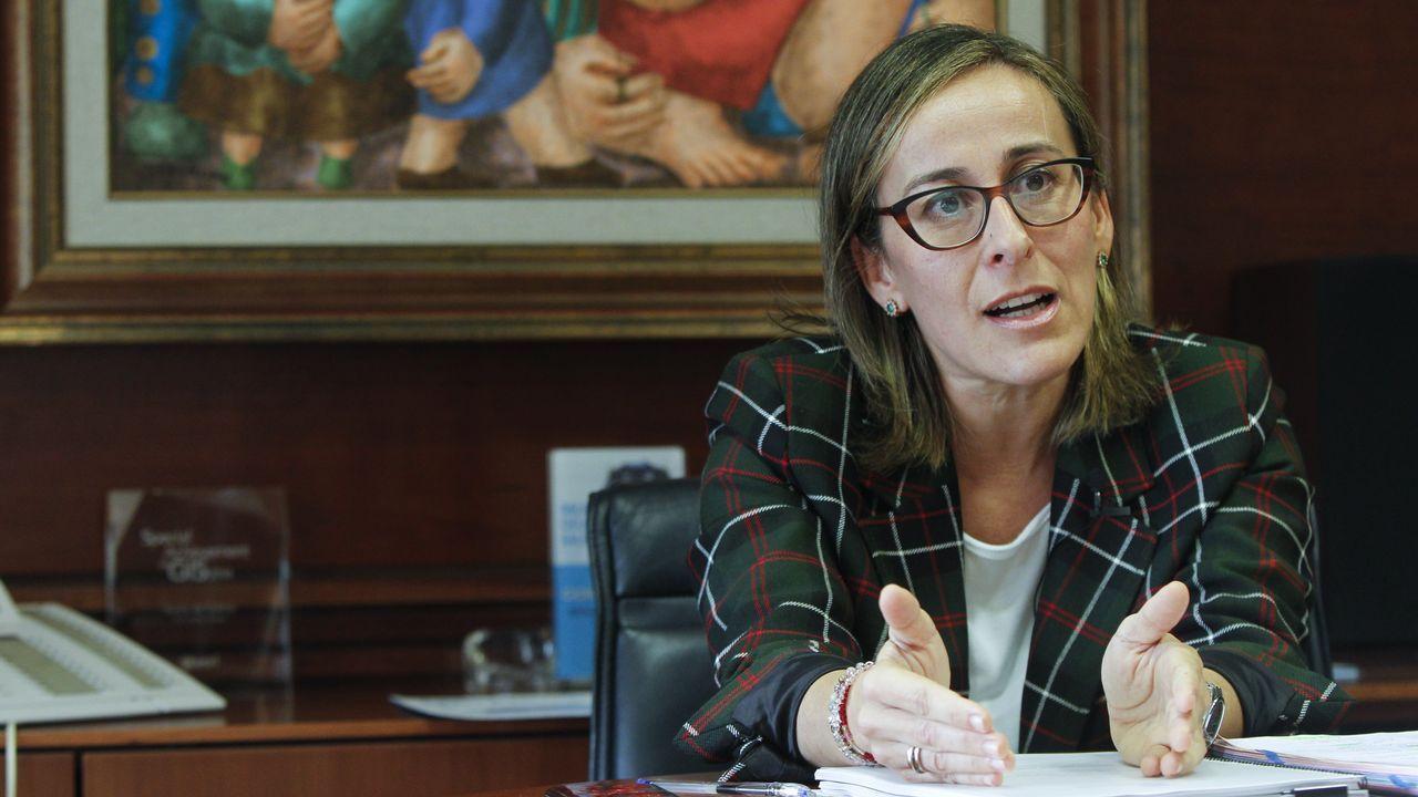 Ethel Vázquez: «A mí tampoco me gustan los peajes; a nadie le gustan los peajes»