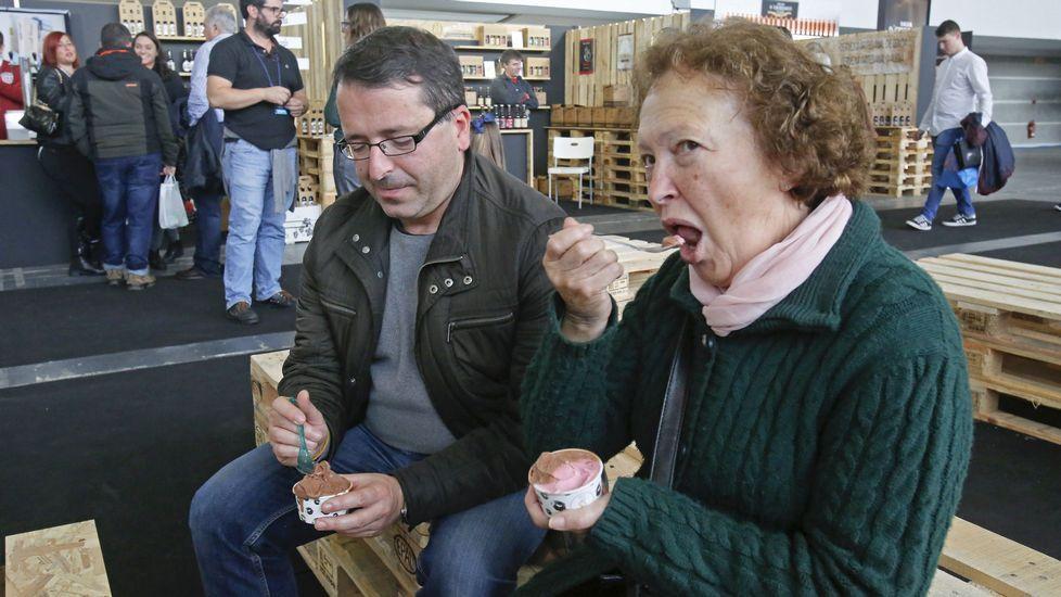 Feria Etiqueta Negra Gourmet Galego