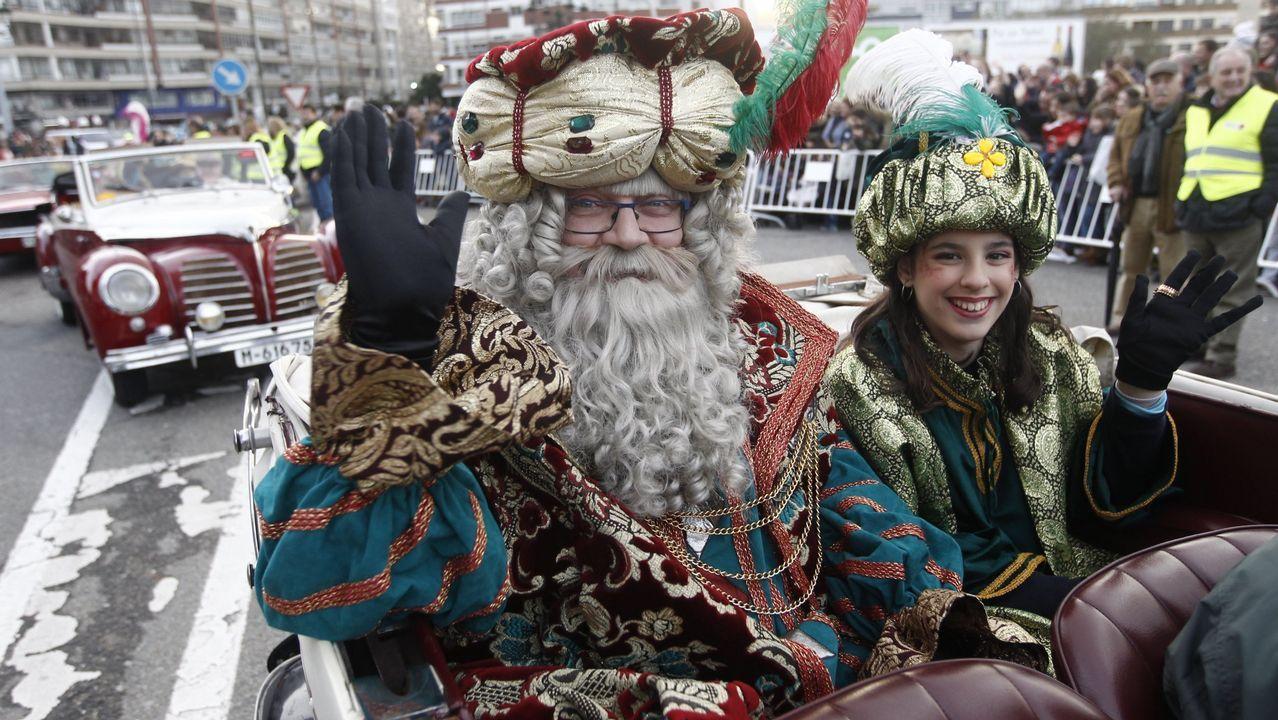Helada noche de Reyes.Efectos de las heladas en Fornas (Monforte)
